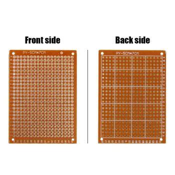 Stripboard 5cm x 7cm